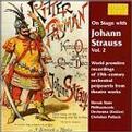 On Stage with Johann Strauss, Vol. 2