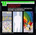 John Corigliano: Symphony No. 1 (World Premier Recording) - Daniel Barenboim