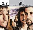 20th Century Masters - The Millennium Collection: The Best of Styx (Eco Friendly Packaging)