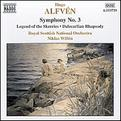 Hugo Alfven - Symphony No.3 in E; Swedish Rhapsody No.3