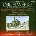 J.S. Bach: Orgelwerke aus der Thomaskirche
