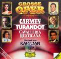 Grosse Oper——CARMEN, TURANDOT, CAVALLERIA RUSTICANA