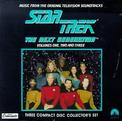 Star Trek - The Next Generation: Music From The Original Television Soundtrack, Volumes One, Two And Three