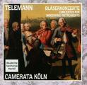 Telemann: Bläserkonzerte
