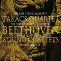 Beethoven: The Late String Quartets Op.95, 127, 130-133 & 135