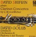 Weber Clarinet Concertos