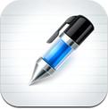 便条本 - 用你的 iPad做笔记,绘画,画素描和写作 (iPad)