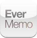 EverMemo,超简洁便签,写笔记,记日记和做备忘,还能能与印象笔记(Evernote)同步,记事本的完美替代品 (iPhone / iPad)