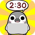 "Pesoguin时钟小部件全部 ""Clock Widget"" (Android)"