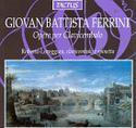 Ferrini: Works for Harpsichord
