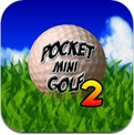 Pocket Mini Golf 2 (iPhone / iPad)