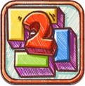 Doodle Fit 2: Around the World (iPhone / iPad)