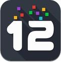 twelve - hardest puzzle (iPhone / iPad)