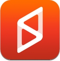 Shuffler.fm: radio curated by music sites and blogs. (iPhone / iPad)