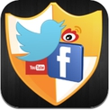 Social Unblock for Facebook, Twitter, Weibo (iPhone / iPad)