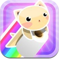 Rainbow Tissue Cat (iPhone / iPad)