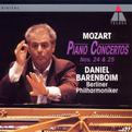 Mozart: Concertos for piano No24; Concertos for piano No25