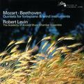 Mozart & Beethoven: Quintets for Fortepiano & Wind Instruments