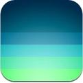 Blue - Beautifully minimal weather forecast (iPhone / iPad)