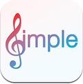 简单的音乐专业版:全新键盘以超赞的钢琴,吉他,键盘的声音和MIDI (iPhone / iPad)