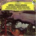 Grieg: Violin Sonatas Op. 8, 13 & 45
