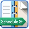 Schedule St.(免费的时间表书/日历) (Android)