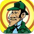 侦探福尔摩斯: 诱捕猎人 - 寻物 解谜 游戏 - 隐藏对象 - 休闲益智 (iPhone / iPad)