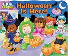 Fisher-Price Little People: Halloween Is Here! (Little People Fisher-Price)