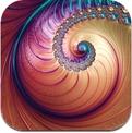 Frax - 首个实时沉浸式分形应用 (iPhone / iPad)