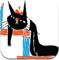 くろねころびんちゃん「びろーん」〜大人も子供も楽しめる動く絵本〜 (iPhone / iPad)
