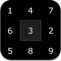 舒尔特表 (iPhone / iPad)