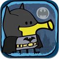 Doodle Jump DC Super Heroes (iPhone / iPad)