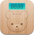 轻松瘦身 ~ 简易体重控制应用软件 ~ (iPhone / iPad)
