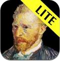文森特•梵高互动式艺术画廊。无偿 (iPhone / iPad)