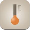 温湿度计 (iPhone / iPad)