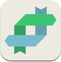 TAPES - Simple & minimal, beautiful one stroke puzzle (iPhone / iPad)