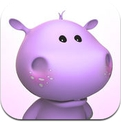 iPad 版会说话的小河马 (Talking Baby Hippo) (iPad)