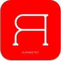 Alphavetist (iPhone / iPad)
