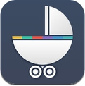 White Noise Sounds Generator Cradle for Babies (iPhone / iPad)