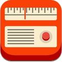 RadioX-值得拥有的FM网络电台收音机 (iPhone / iPad)