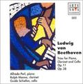 Beethoven: Trios for piano, clarinet & cello
