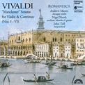 Vivaldi: Manchester Sonatas 1-6