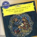 Mozart: Great Mass in C Minor K427  and Haydn: Te Deum  Ferenc Fricsay
