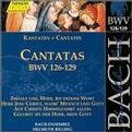 Bach: Cantatas,  BWV 126-129