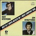 Back to Back: Ray Stevens & Jim Stafford