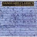 W.A. Mozart: The Great Piano Concertos