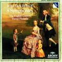 William Boyce: 8 Symphonies - The English Concert / Trevor Pinnock