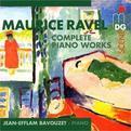 进口:拉威尔:钢琴独奏作品(433 515-2)