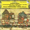 Berg: Pieces Orchestra (3)/Early Songs (7)/Wine