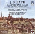 Bach: Cantatas BWV 41, 6, 68
